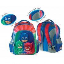 Diakakis imports Τσάντα Πλάτης Backpack 3D PJ Masks -484049