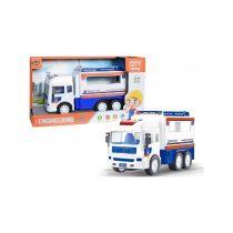 Luna Police Truck Με Φως Και Μουσική-621339