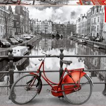 Educa Παζλ 1000Τεμ. Amsterdam (14846)