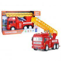 Luna Fire Truck Car Με Φως Και Μουσική-621340