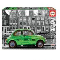 Educa Παζλ Amsterdam Green Car-18000