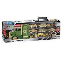 Luna Super Case Mega Truck Army Στρατιωτικό – 621150