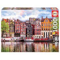 Educa Παζλ Amsterdam Houses -18458