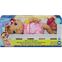Hasbro Baby Alive Sweet N Snuggly Baby -E7599