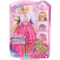 Mattel Barbie Deluxe Μοντέρνα Πριγκίπισσα Κούκλα -GML76