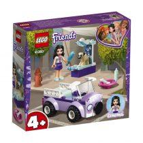 LEGO Friends Η Κινητή Κτηνιατρική Κλινική Της Έμμα – Emmas Mobile Vet Clinic 41360