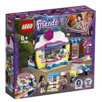 LEGO Friends Το Καφέ Με Καπ-Κέικς Της Ολίβια -41366