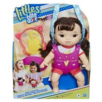 Hasbro Littles By Baby Alive, Carry N Go Squad, Little Iris E7175