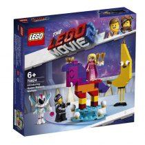 LEGO Movie 2 Παρουσιάζουμε Τη Βασίλισσα Τσαπερδόνα -70824