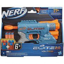 Hasbro Nerf Elite 2.0 Volt Sd-1 Εκτοξευτής Με 6 Βελάκια, Δέσμη Φωτός -E9952