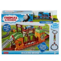 Fisher-Price Thomas And Friends Walking Bridge Motorized Train Set Κινητή Γέφυρα -GHK84