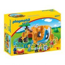 Playmobil 1/2/3: Ζωολογικός Κήπος -9377