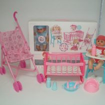 Kider Toys Lovely Baby Child's Intimate Playmates