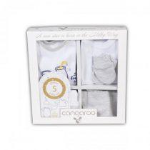 Cangaroo Σετ 5 τεμαχίων για νεογέννητο (0-3μηνών) Newborn Milky Boy -3800146266813