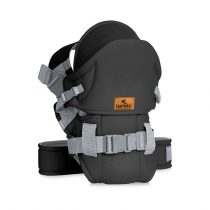 Μάρσιπος Baby carrier Weekend Black & Grey Lorelli -10010110003
