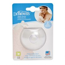 Dr. Brown's Δίσκοι Σιλικόνης για τον Θηλασμό, 2τμχ