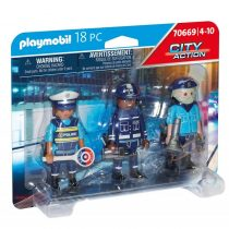 Playmobil City Action Ομάδα Αστυνόμευσης -70669