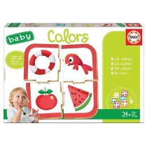 Educa Παζλ Baby Colors 24pcs για 24μηνών+ (18119)