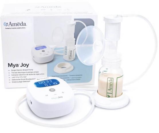 Ameda Mya Joy Double/Single Electric Breast Pump