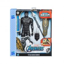 Hasbro Λαμπάδα Avengers Titan Hero Innovation Black Panther -E7388