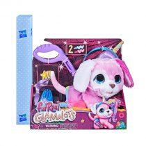 Hasbro Λαμπάδα Furreal Friends Glamalots Διαδραστικό Παιχνίδι Με 7 Αξεσουάρ -F1544