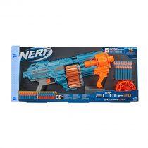 Hasbro Λαμπάδα Nerf Elite 2.0 Shockwave Rd-15 Εκτοξευτής Με 30 Βελάκια E9527