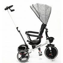 Royal Baby Τρίκυκλο Πτυσσόμενο-Περιστρεφόμενο Hlf-8018 Γκρι