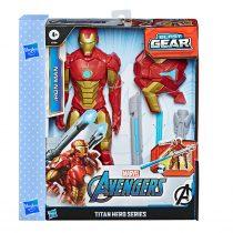 Hasbro Λαμπάδα Avengers Titan Hero Innovation Iron Man 30 Cm -E7380