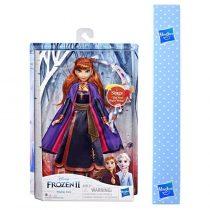 Hasbro Λαμπάδα Disney Frozen II Αννα Κούκλα Που Τραγουδάει E5498 / E6853