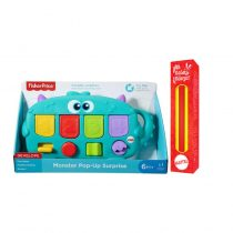 Fisher Price Λαμπάδα Monster Pop-Up Surprise -DYM89