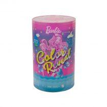 Mattel Barbie Color Reveal Slumber Party Fun Set 50+ Εκπλήξεις, Συμπεριλαμβανομένων 2 Κουκλών -GRK14 +Δώρο λαμπάδα