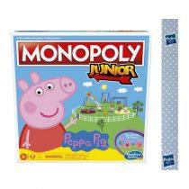 Hasbro Λαμπάδα Monopoly Peppa Junior -F1656