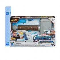 Hasbro Λαμπάδα Nerf Power Moves Marvel Avengers Thor Hammer Strike Σφυρί Του Θωρ -E7379