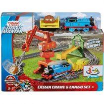 Fisher Price Thomas And Friends Crane And Cargo Μεταφορές Με Την Cassia Το Γερανό (Με Τον Τόμας) – GHK83