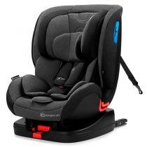 Kinderkraft Vado Isofix Black 0-25kg (0-7ετών) Παιδικό Κάθισμα Αυτοκινήτου