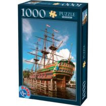 D-Toys Παζλ Ship in Netherlands 1000pc -64288