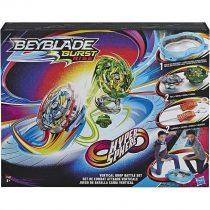 Hasbro Beyblade S4 Burst Rise Hypersphere Vertical Drop Battle Set -E7609