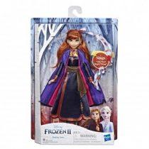 Hasbro Disney Frozen II Αννα Κούκλα Που Τραγουδάει E5498 / E6853