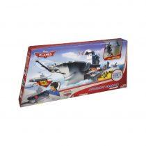 Mattel Disney Planes Aircraft Carrier Αεροπλάνοφόρο -Y3155