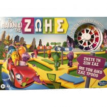 Hasbro Eπιτραπέζιο Το Παιχνίδι της Ζωής -F0800