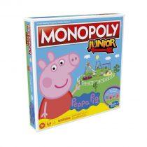 Hasbro Monopoly Peppa Junior -F1656