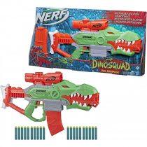 Hasbro Nerf Dinosquad Rex-Rampage Motorized Blaster -F0807