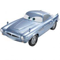 Disney Mattel Cars 2 Toy Car Finn McMissile σε λειτουργία επίθεσης (V9150)