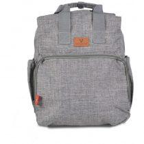 Cangaroo Backpack Lydia Dark Grey Τσάντα – Σακίδιο Πλάτης (3800146265625)