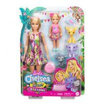 Barbie και Chelsea Σετ GMT46 L682325049