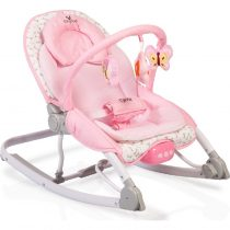 Cangaroo Relax Carrie Pink Μωρού Κούνια με Μουσική και Δόνηση (3800146247423)