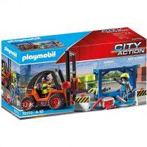 Playmobil City Action – Κλαρκ Εμπορευμάτων -(70772)