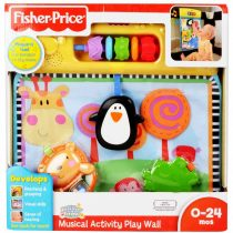 Fisher Price: Discover 'n Grow Musical Activity Play Hall (W3131)