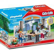 "Playmobil City Life: Play Box ""Κτηνιατρείο"" -70309"