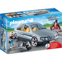 Playmobil City Action: Αυτοκίνητο Μονάδας Ειδικών Αποστολών (9361)